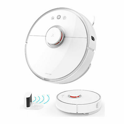 Xiaomi Mi Roborock S50 Smart Robot Vacuum Cleaner 2nd Gen Latest Model, EU PLUG!