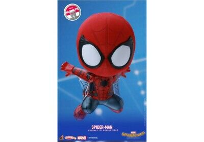 BOBBLE-HEAD Figure G MARVEL Hot Toys COSB629 Spider-Man Far From Home COSBABY S
