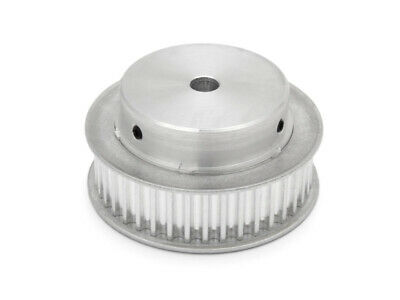 Timing Belt Pulley HTD-5M 15mm Wide - 40 Teeth, Drilling 10,00mm H7 with Screw