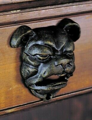 Victorian Trading Co Cast Iron Bulldog Bottle Opener