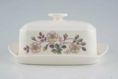 Marks & Spencer - Autumn Leaves - Butter Dish + Lid - 218419Y