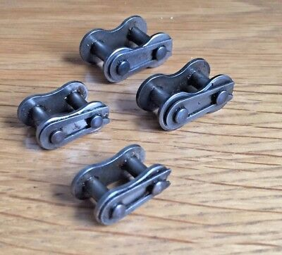 """GENUINE RENOLD CRANKED LINK 1//2/""""x 3//16/"""" 110044//30 MADE IN ENGLAND NOS"""