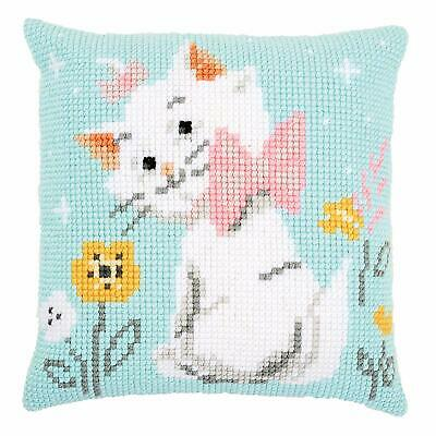 Kit coussin au point de croix Disney Aristochats