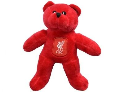 Liverpool Football Club Official Mini Teddy Bear Kids Childrens Toy Badge Crest