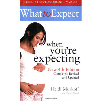 What to Expect When You're Expecting 4th Edition 9781847373755 NEW Paperback