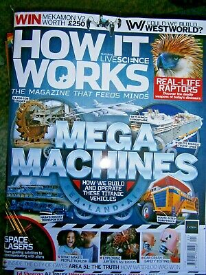 How It Works Magazine Issue 121 (new) 2019