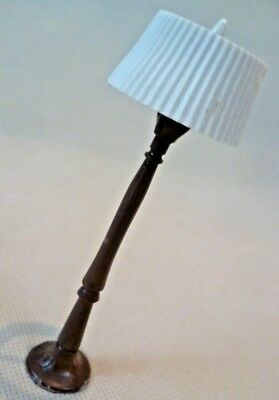 Vintage Dolls House Furniture - Renwal No.D.71 Standard Lamp #1 - C1950s USA