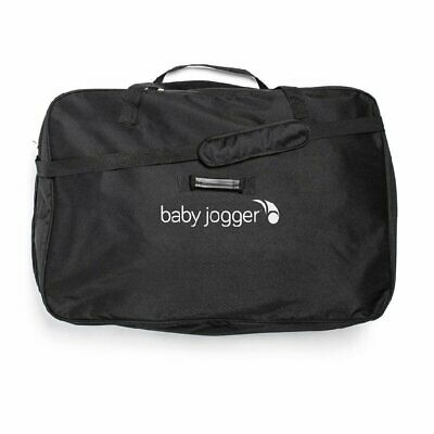 Baby Jogger CARRY BAG SINGLE BLACK Pushchair Pram Stroller Accessory Storage!RRP