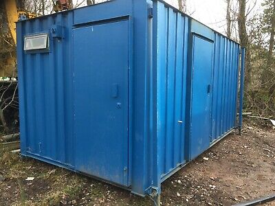 16ft X 9ft 3+1 Toilet Block