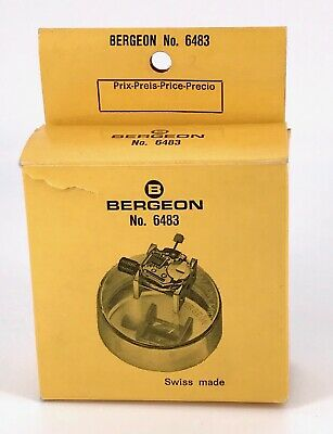 BERGEON 6483 Observing mirror boxed watchmaker Tool vintage NOS NEW 3WC-