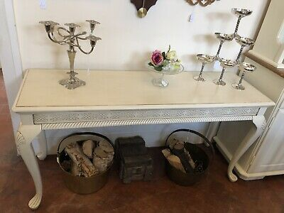 Console Table Shabby Chic - Delivery Available - SC433