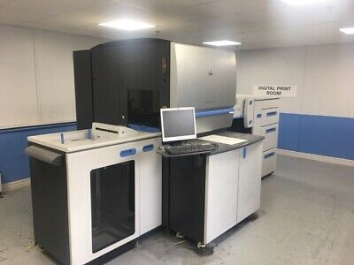 HP Indigo 5000 A3 Digital Press with Chiller, delivery/installation available