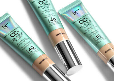 IT COSMETICS Your Skin But Better CC Cream Matte Only 2ml Sample