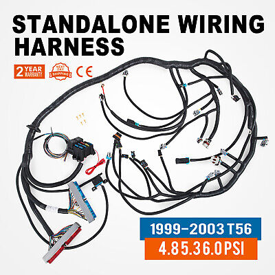 Ls1 Standalone Wiring Harness | Wiring Schematic Diagram ... on