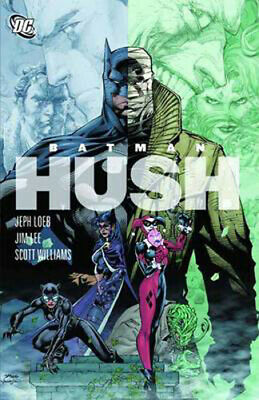 Batman Hush | Jeph Loeb