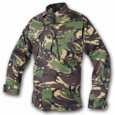 British Army Soldier 95 Issue Jacket Camo Shirt Genuine DPM Military Camouflage