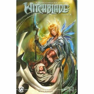 Witchblade 05 Tpb