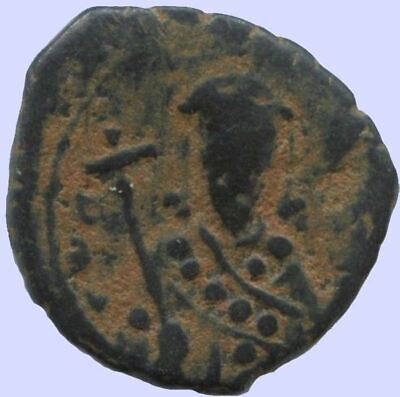 Authentic BYZANTINE EMPIRE Coin 4,2 g/19 mm ANT1400.27