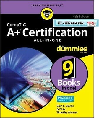 CompTIA A+ Certification All-in-One For Dummies (Computer/Tech) E-B00K PDF