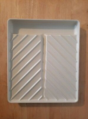 "Nordic Ware Bacon Tray & Food Defroster. Microwave & Oven Safe 10 1/4"" x 11 3/4"""