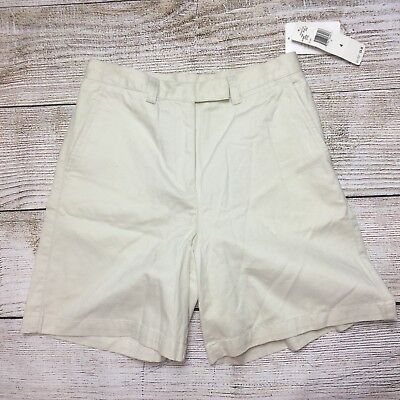 c5950a3f02 JONES NEW YORK Womens Size 8 Beige Sport Stretch Knit Walking Shorts ...