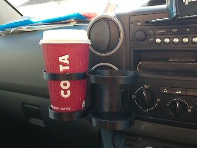 Peugeot Partner Double Cup Holder