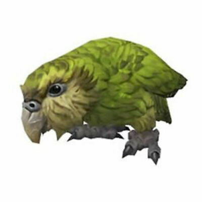 Feathers US//NA World of Warcraft WoW Rare Pet Loot Card