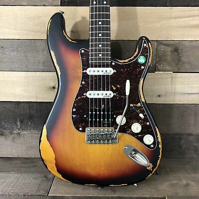 Vintage Icon Series V6HMR Electric Guitar
