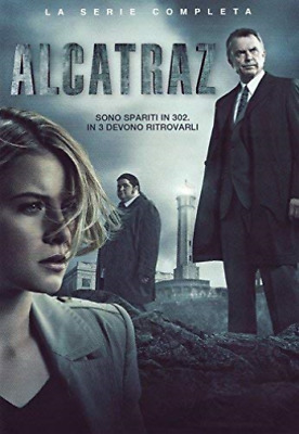 Alcatraz - La Serie Completa (3 Dvd) (UK IMPORT) DVD NEW