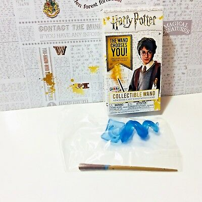 FANTASTIC BEASTS HARRY POTTER Die-Cast Collectible NEWT SCAMANDER WAND Wave 2