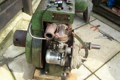 Zenith 24T-2 Carburettor For Petters A1 Stationary engine  From Running Engine