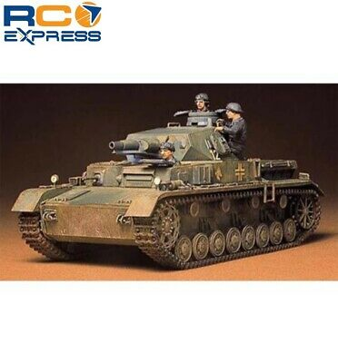 Tamiya 1/35 German Pzkpw IV AusfD Kit TAM35096