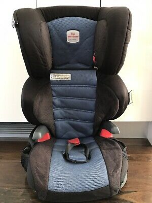 Britax safe-n-Sound Hi Liner SG Tall E Type Booster Seat EUC