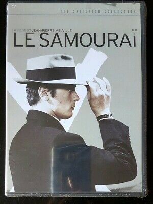 Le Samourai [DVD, 2005] Criterion Collection Jean Pierre Melville SEALED