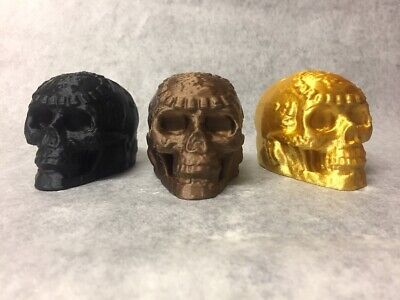 3D printed Aztec Death Whistle skull - Screaming Whistle