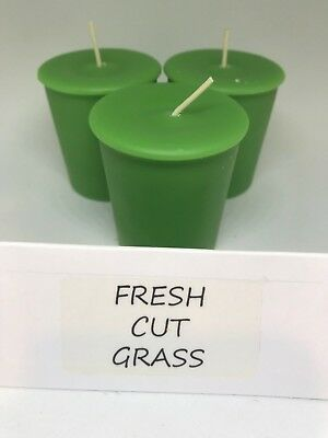 Fresh Cut Grass 3 Pack Votive Or 6 Pack Tarts/Melts You Choose
