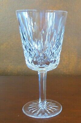 "Waterford Crystal Ireland Lismore 6 7/8"" 8 oz Water Goblet(s)"