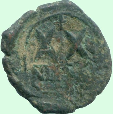 AUTHENTIC BYZANTINE EMPIRE  Æ Coin 3.9 g/21.49  mm ANC13566.16