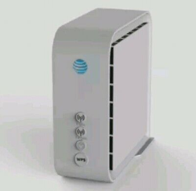 AT/&T AirTies Air 4920 Smart WiFi Extender w//Box Excellent Shape