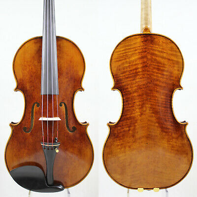 After Guarner Del Ges Viola 15.5 inch Copy! #5230 Deep warm tone