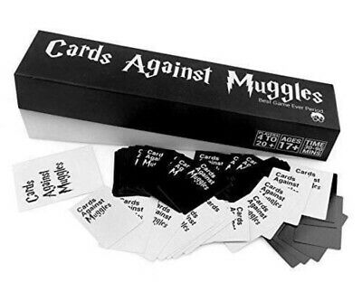 New Sealed Cards Against Muggles 1440 Cards Harry Potter Limited Edition Game UK