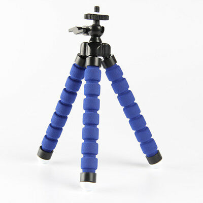 Flexible Mini Octopus Sponge Desktop Tripod for Camera Mobile Portable 2019