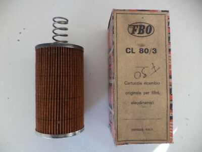 Hydraulic Filter F.b.o. Cl 80/3 Forestier Timberjack 280 Avant 8045/Volvo Engine