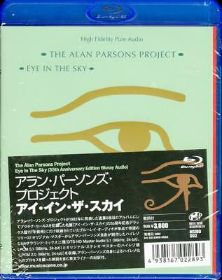 Alan Parsons Project-Eye In The Sky-Import Blu-Ray Audio With Japan Obi I98