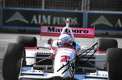 Gil de Ferran SIGNED CART Team Penske Reynard-Honda , Houston Texas  2001