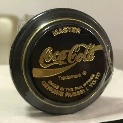 SHRINK WRAPPED Sydney Quayside Museum Coca Cola Russell MASTER YoYo, 1990's