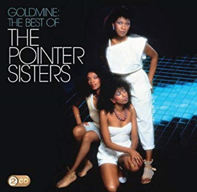 Pointer Sisters-Goldmine: The Best Of The Pointer Sisters-Japan 2 Cd D73