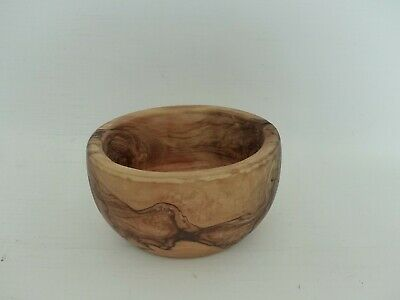 ICTC Olivewood Bowl 15cm - split in the wood