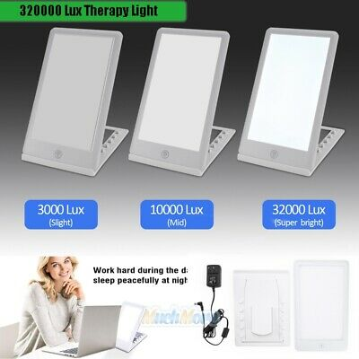 Lights & Lighting 3 Modes 11000 Lux Sunlight Sad Light Therapy Improve Mood Healing Wellness Lamp Natural Daylight Sad Therapy Lamp Lighting New Led Table Lamps