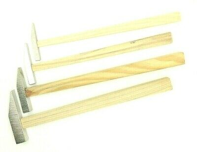Square Face Chisel Type Riveting Hammers, Rivet Heads, Jewellery, diy